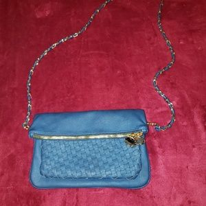 Purse / Clutch blue